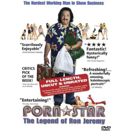 Porn Star: The Legend Of Ron Jeremy (Unrated) (Full Frame)