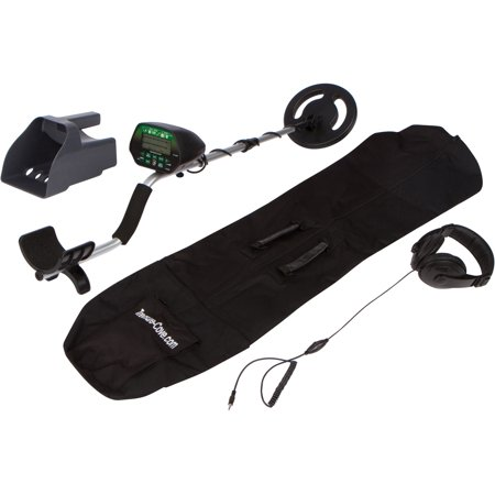 Treasure Cove TC-3020 Fortune Finder Platinum Digital Metal Detector Set (Treasure Cove Metal Detector)
