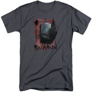 Dark Knight Rises Fear Me Mens Big and Tall Shirt