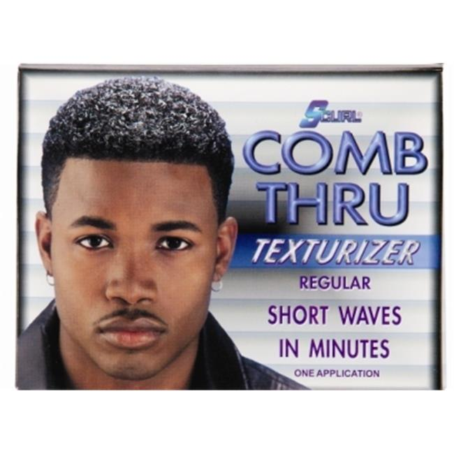 DDI S-Curl Comb Thru Texturizer Relaxer Regular- Case of 12
