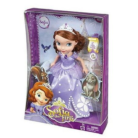 Disney Sofia The First Scale Fashion Doll Large Walmart Com