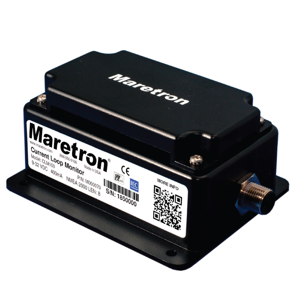 MARETRON CLM100-01 CURRENT LOOP MONITOR