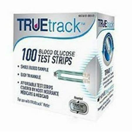 TRUEtrack Smart System Test Strip Box of - System Test