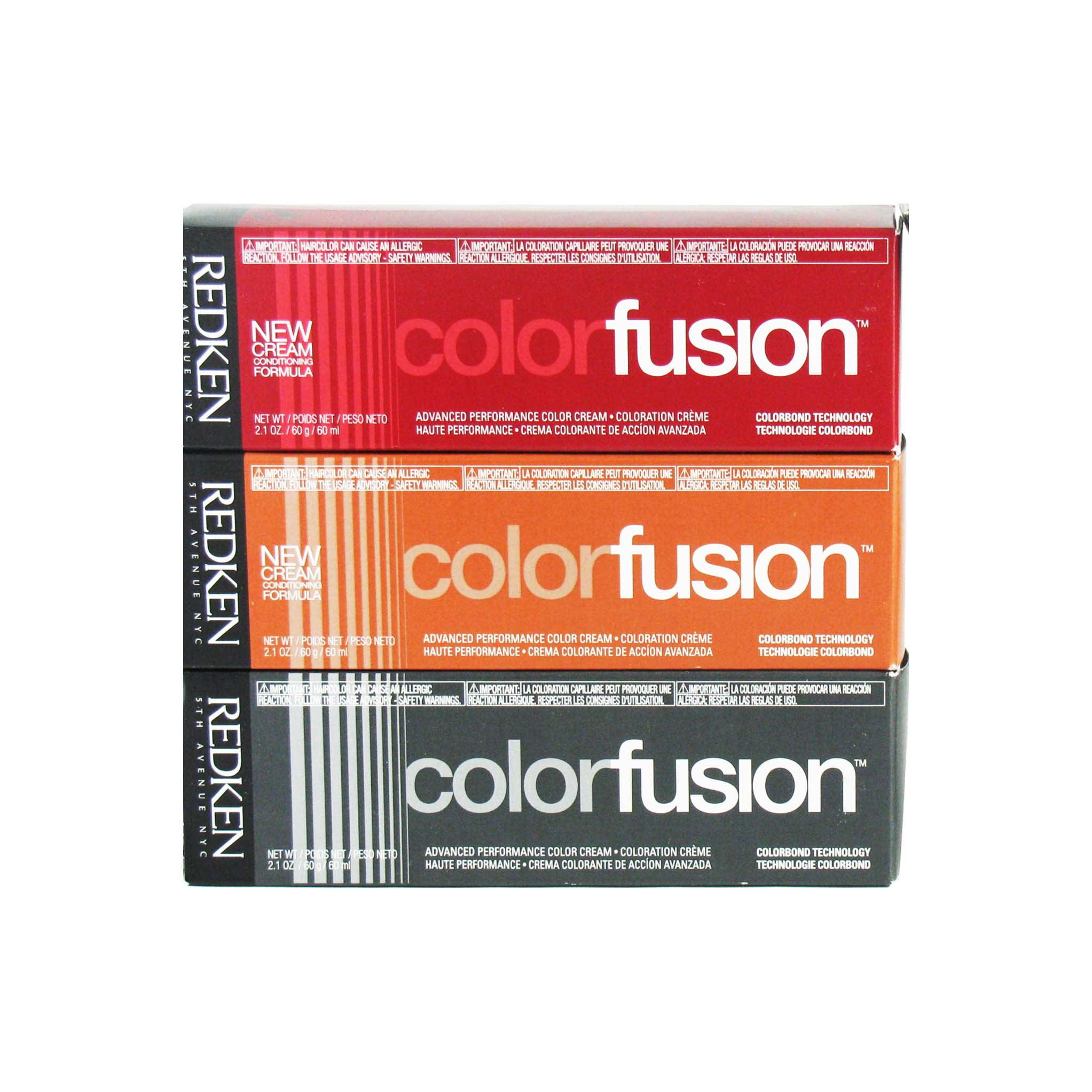 Color Fusion 10Gb Gold Beige - Redken Color - 2.10oz
