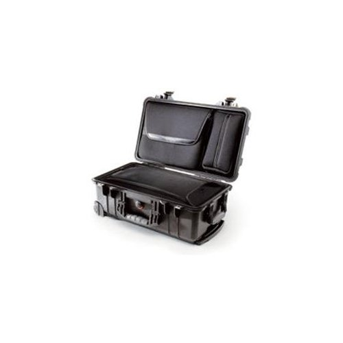 Pelican 1510loc Laptop Overnight Case With Foam - Internal Dimensions: 19.75\