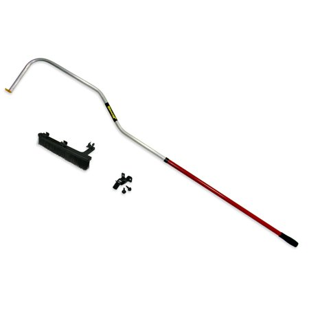 DU-HA Reach E-Z Extendable Reacher (Includes Brush Attachment and Mounting -