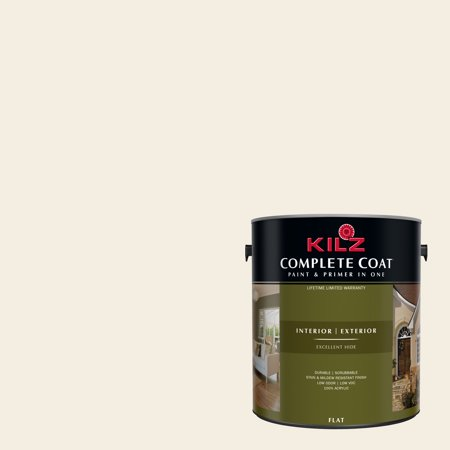 Kilz Complete Coat Interiorexterior Paint Primer In One Lj240a