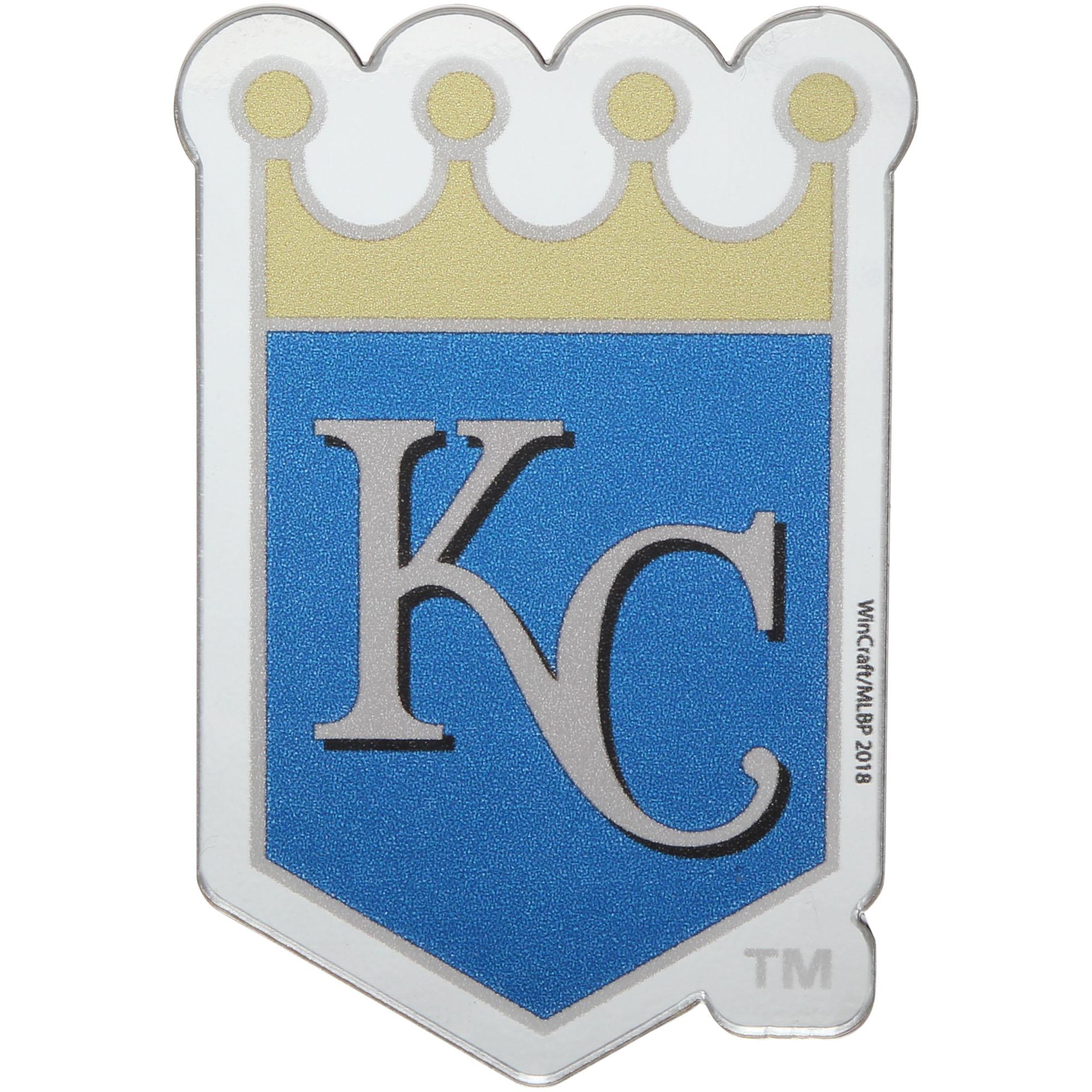 Kansas City Royals WinCraft Metallic Freeform Auto Emblem - No Size