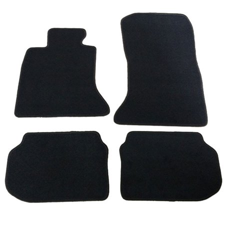 Compatible with 11-16 BMW F10 5-Series OE Factory Compatible withment Car Floor Mats Front & Rear (Bmw 1 Series M Sport Car Mats)