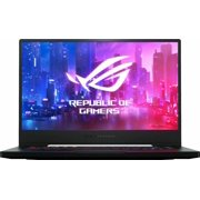 "ASUS - ROG GU502GV 15.6"" Gaming Laptop - Intel Core i7 - 16GB Memory - NVIDIA GeForce RTX 2060 - 1TB Solid State Drive - Brushed Metallic Black Notebook PC Computer GU502GV-BI7N10"