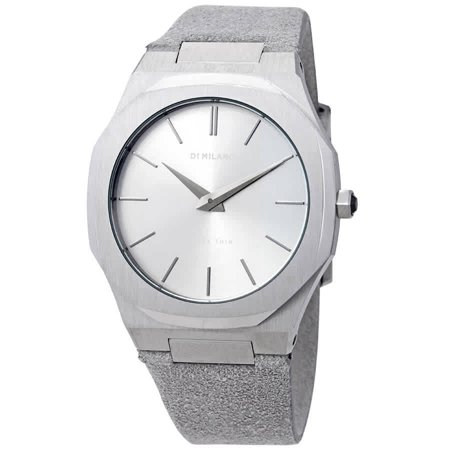 D1 Milano Ultra Thin Silver Dial Ladies Watch A-UTL02