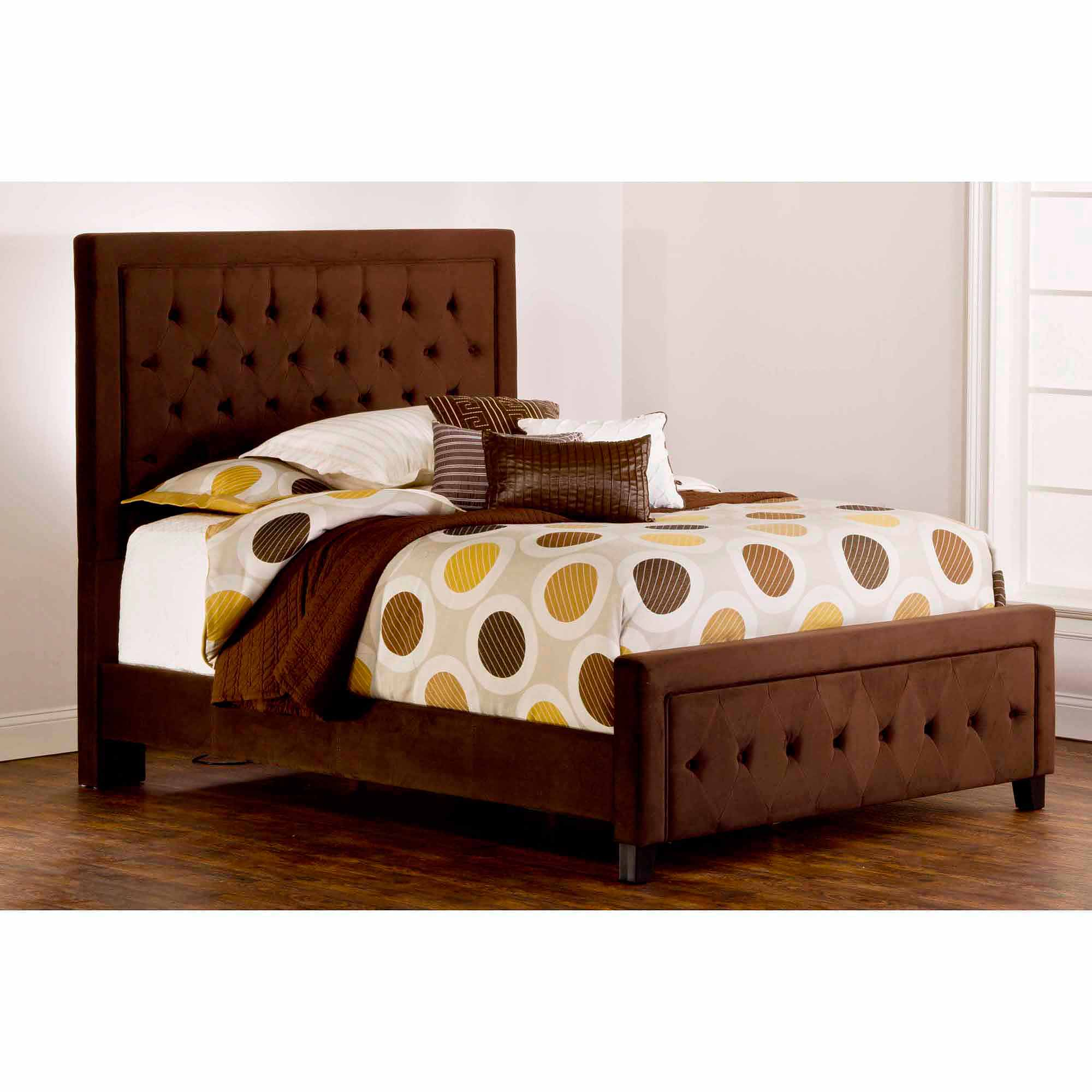 Hillsdale Furniture Kaylie Headboard, Queen, Chocolate