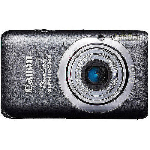 Canon PowerShot ELPH 100 HS - Digital camera - compact - ...
