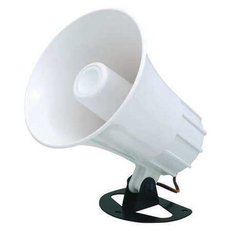 SPECO TECHNOLOGIES SA5P Weatherproof Alarm Siren,5-1/4