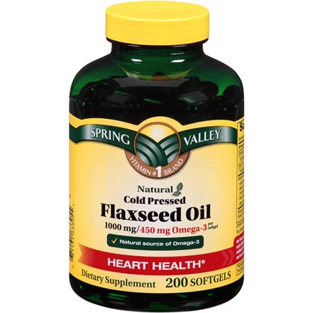 What is cold pressed flaxseed oil