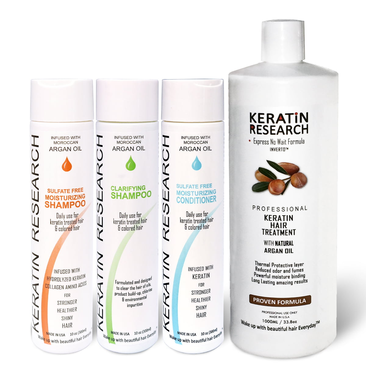 Brazilian Keratin Treatment On Natural C Hair