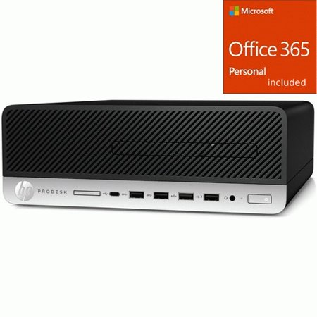 HP Business Desktop ProDesk 600 G4 Desktop Computer - Core i + Office 365 Bundle HP Business Desktop ProDesk 600 G4 Desktop Computer - Core i + Office 365 Bundle