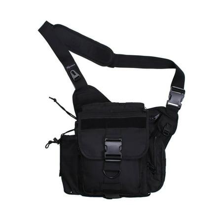 Rothco MOLLE Compatible XL Advanced Tactical Bag, Active Shooter Shoulder (Best Active Shooter Bag)