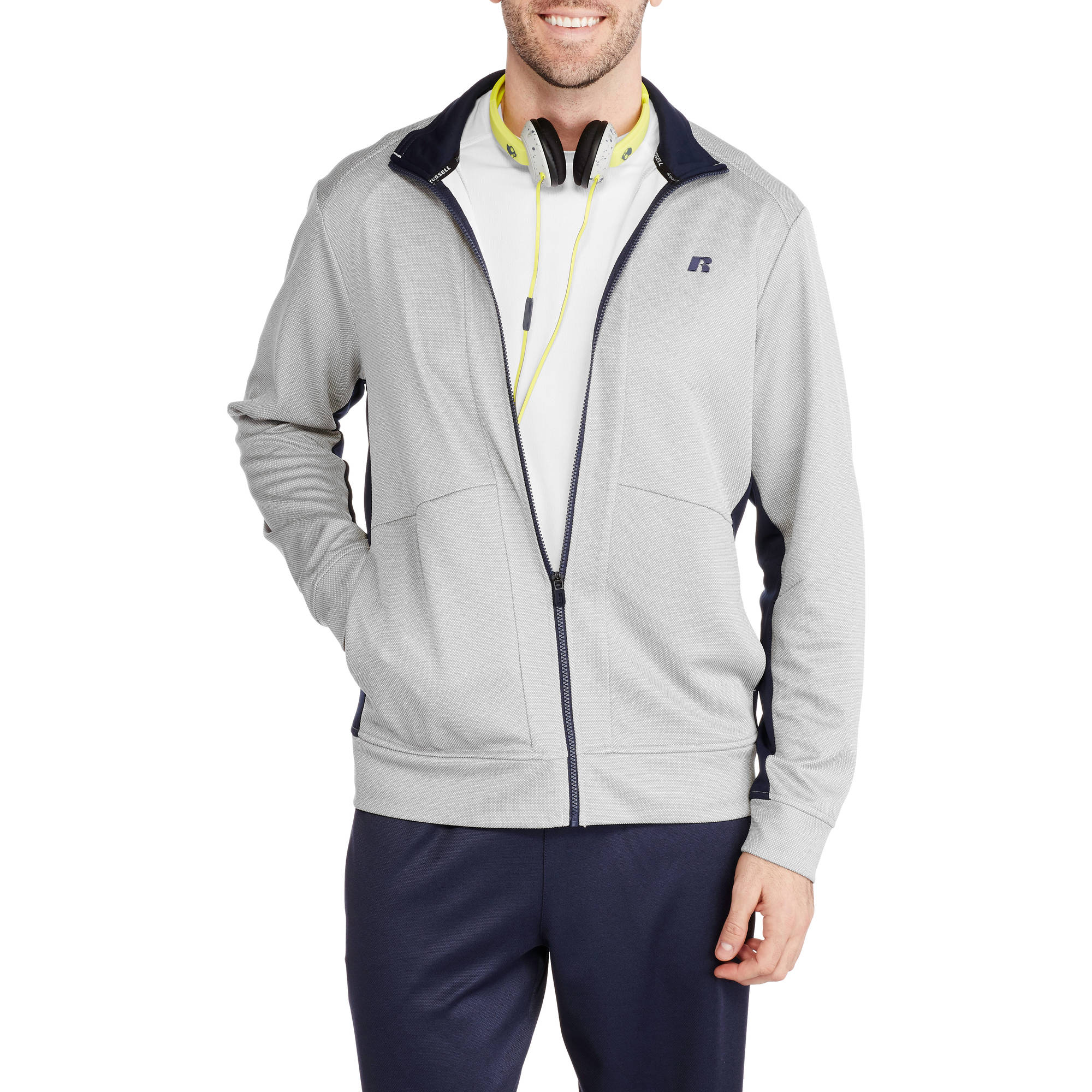 Russell Men's Knit Performance Jacket