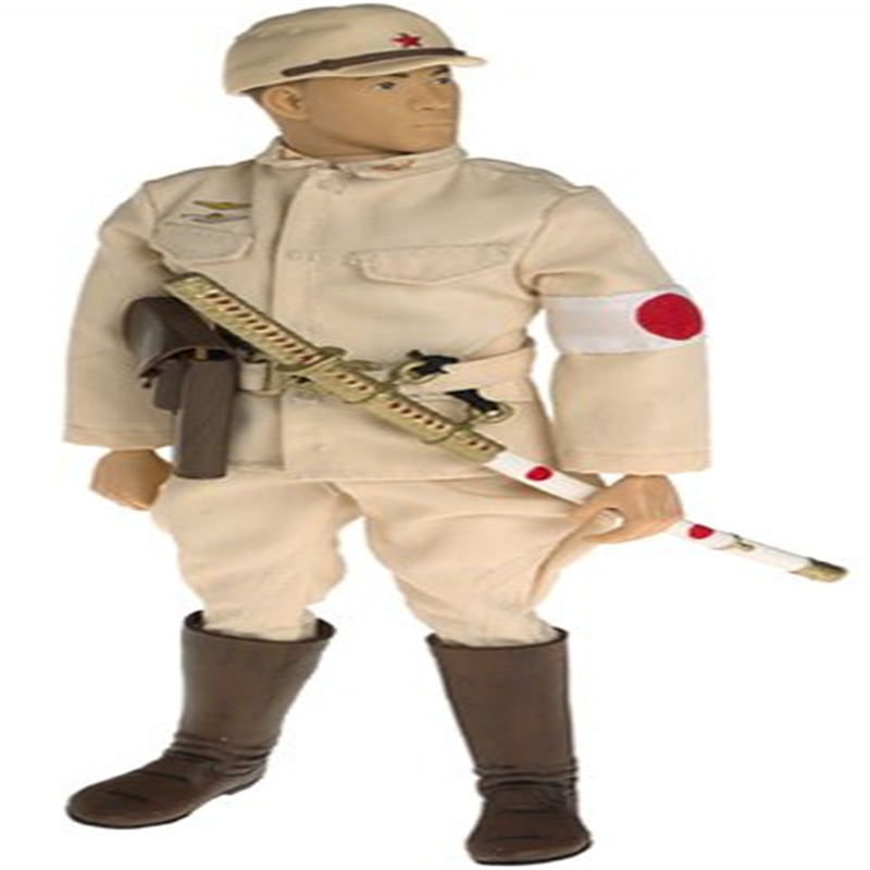 GI Joe WWII Japanese Army Air Force Officer by Hasbro