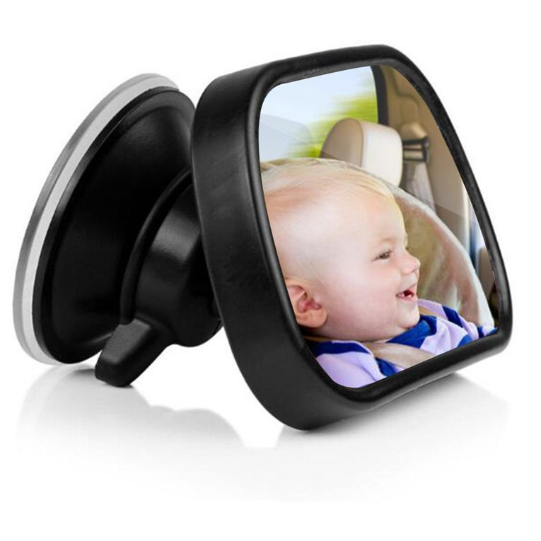 Endoscope Universal Car Rear Seat View Mirror Baby Child Safety With Clip And Sucker by OUTAD