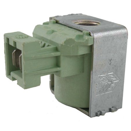 ORIGINAL ELBI GREEN WATER VALVE COIL 120V