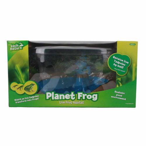 Planet Frog: Live Frog Habitat