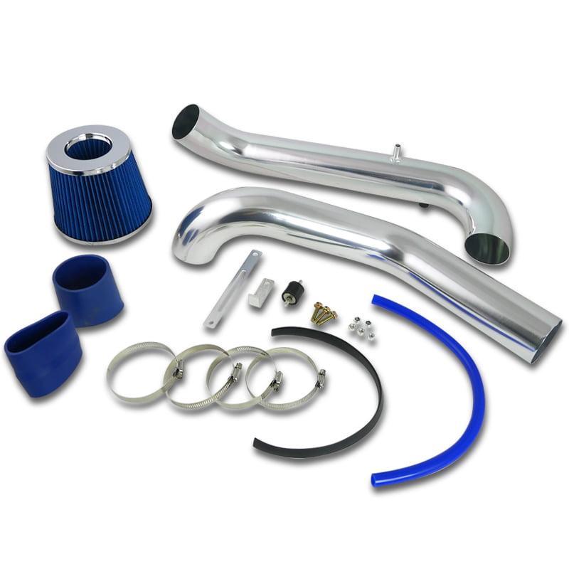 Spec-D Tuning AFC-CV96LXBL-AY Honda Civic CX DX LX 1.6L L4 Cold Air Intake+Blue Filter