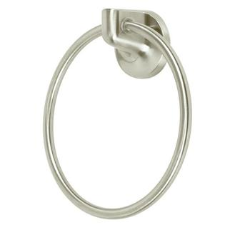 Pearson Collection Satin Nickel Towel Ring Bath Hardware Accessory by