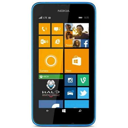 Nokia Lumia 635 Rm 975 At Unlocked Windows Phone   Blue