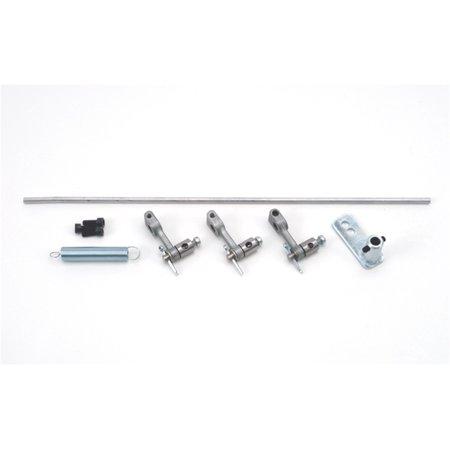 Edelbrock 1034 Triple Carburetor Throttle Linkage Kit