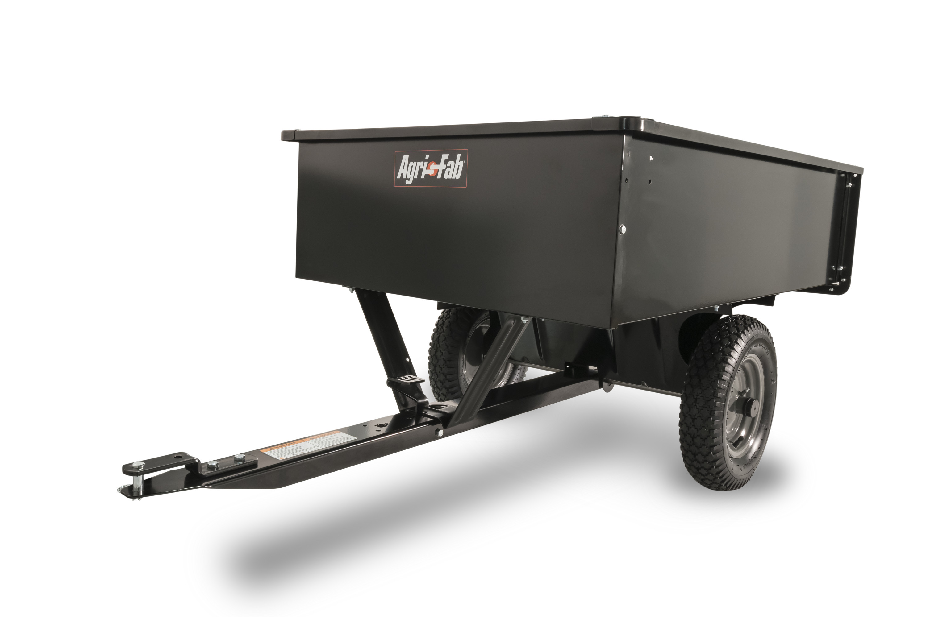 Agri Fab, Inc. 750 Lb. Steel Tow Behind Lawn And Garden Cart, Model  45 01015 999