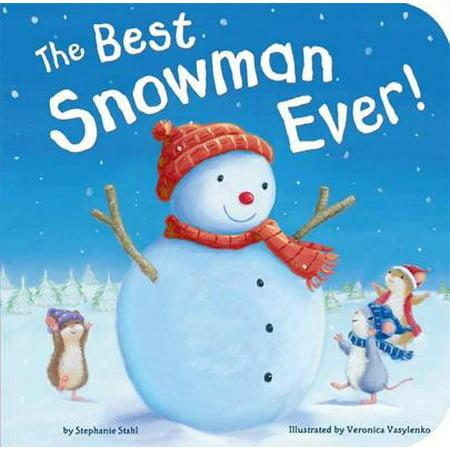 The Best Snowman Ever!