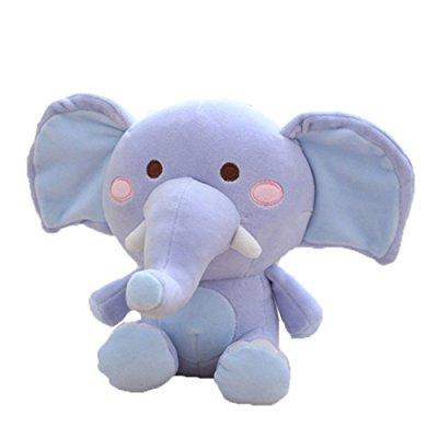 7 9 Lovely Plush Elephant Stuffed Animals Doll Christmas Gift Toys