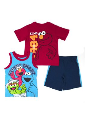 53d480479e22 Toddler Boys Casual Outfit Sets - Walmart.com