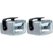 2000 Series Xtreme White H3 55W=110W Fog Light Kit