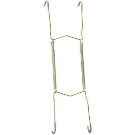 5.5 - 8 in. Plate Hanger N259-960, Brass