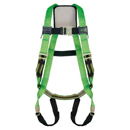 Honeywell Miller DuraFlex Python Ultra Harnesses, Back D-Ring, Universal