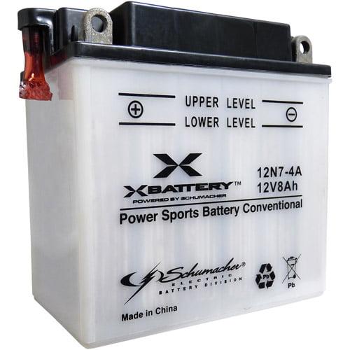 Schumacher Electric 12V 90CCA Battery
