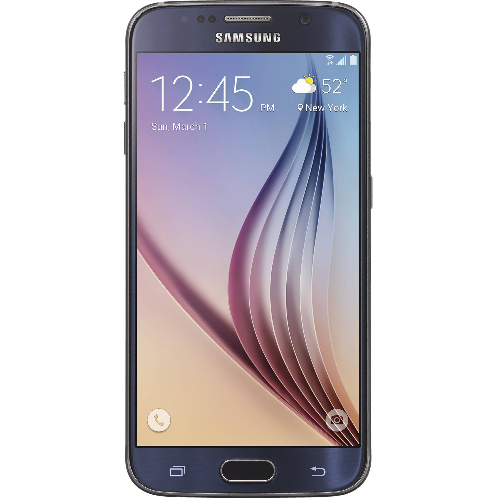 Total Wireless Samsung Galaxy S6 4G LTE Prepaid Smartphone