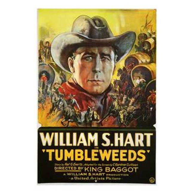 Posterazzi MOV199158 Tumbleweeds Movie Poster - 11 x 17 in. - image 1 of 1