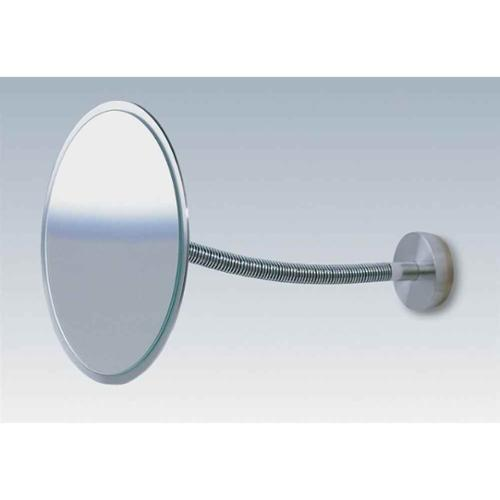Sunny Wall Mount Magnifying Mirror W Flexible Arm 7x