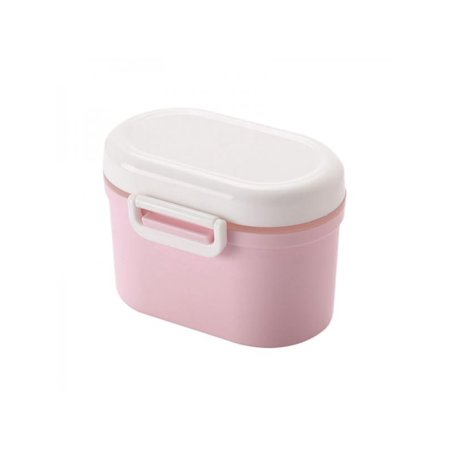 Lavaport Baby Milk Powder Storage Box Traveling Food Fruit -