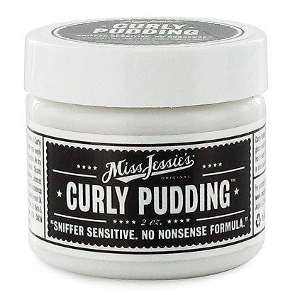 Miss Jessie's Unscented Curly Pudding, 2.0 oz.