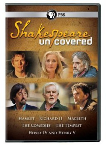 Shakespeare Uncovered (DVD) by PBS DIRECT