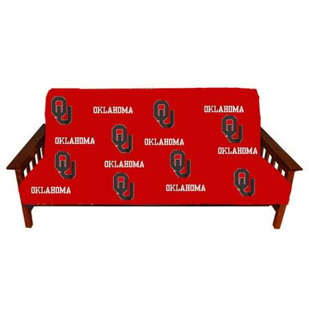 College Covers NCAA Box Cushion Futon Slipcover
