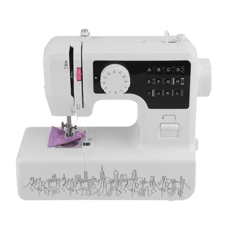 LED Light Electric Mini Speed Portable Household Desktop Sewing Custom Mini Sewing Machine Walmart