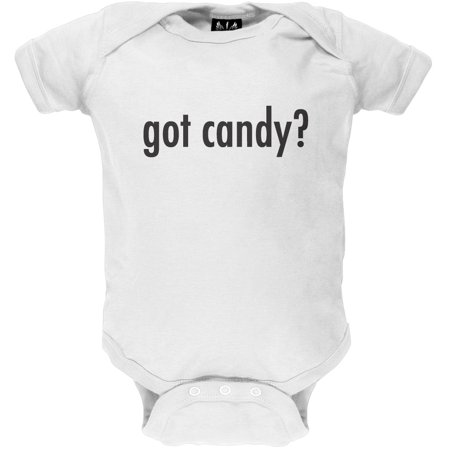 Halloween Got Candy Baby One Piece](Safe Halloween Candy For Toddlers)