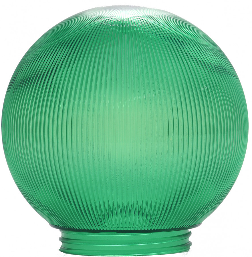 Globe Style Light Covers For Outdoor Lighting Patio Garden Courtyards  (Green)