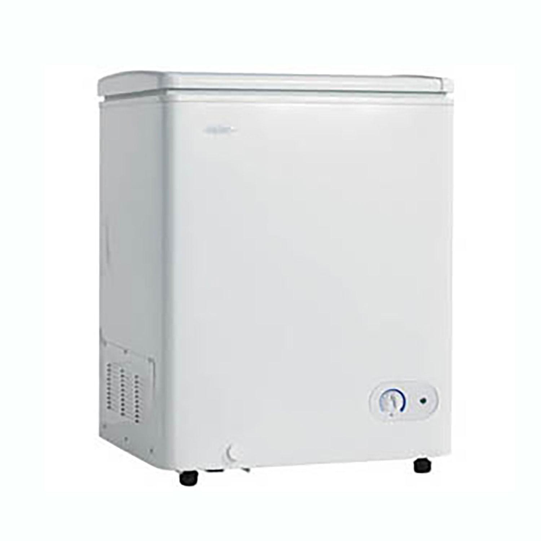 Danby 3.8 Cubic Feet Compact Sized Mini Upright Freezer Storage Chest, White